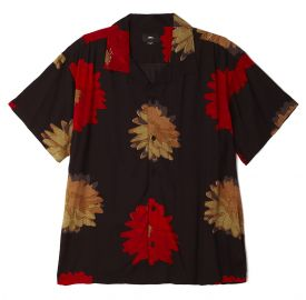 Obey Ανδρικό κοντομάνικο πουκάμισο